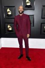 Common  In Dolce & Gabbana   @ 2020 Grammy Awards