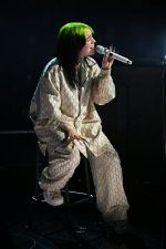 Billie Eilish  In Gucci  Performing @  2020 Grammy Awards