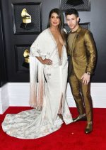 Priyanka Chopra In Ralph & Russo Couture @ 2020 Grammy Awards