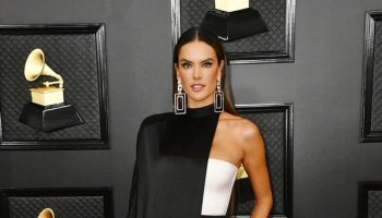 alessandra-ambrosio-in-balmain-2020-grammy-awards