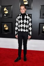 Ben Platt In Balmain @  2020 Grammy  Awards