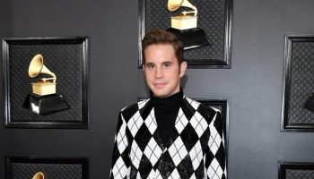 ben-platt-in-balmain-2020-grammy-awards