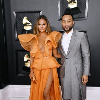 chrissy-teigen-in-yanina-couture-2020-grammy-awards