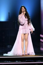 Camila Cabello  In Atelier Versace  Performing @  2020 Grammy Awards