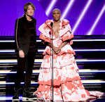 Cynthia Erivo In Valentino Haute Couture  @  2020 Grammy Awards