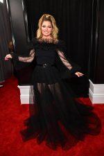 Shania Twain  In Christian Siriano @  2020 Grammy Awards