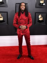 Quavo of Migos  In Prada @  2020 Grammy Awards