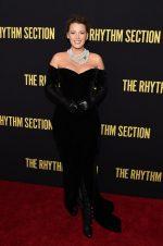 Blake Lively In  Dolce & Gabbana  @'The Rhythm Section' New York Screening