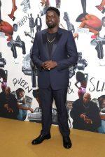Daniel Kaluuya In DiorMen by Kim Jones   @ 'Queen & Slim' London Premiere