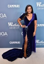 Mindy Kaling In Salvador Perez  @ 2020 Costume Designers Guild Awards