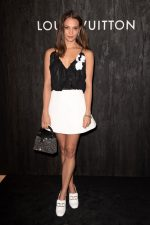Alicia Vikander In Louis Vuitton @ The Sewelô Dinner