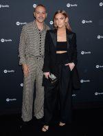 Evan Ross & Ashlee  Simpson @   Spotify Best New Artist 2020 Party in LA