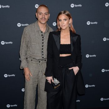 evan-ross-ashlee-simpson-spotify-best-new-artist-2020-party-in-la