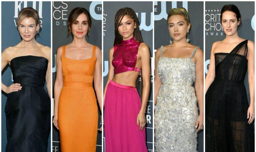 best-dress-at-the-2020-critics-choice-awards