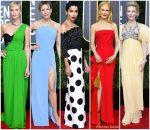 Best Dressed @  2020 Golden Globe Awards