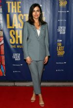 Camilla Belle In  Rebecca Taylor @ 'The Last Ship' Opening Night