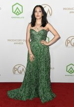 Constance Wu In Etro @ 2020 Producers Guild Awards