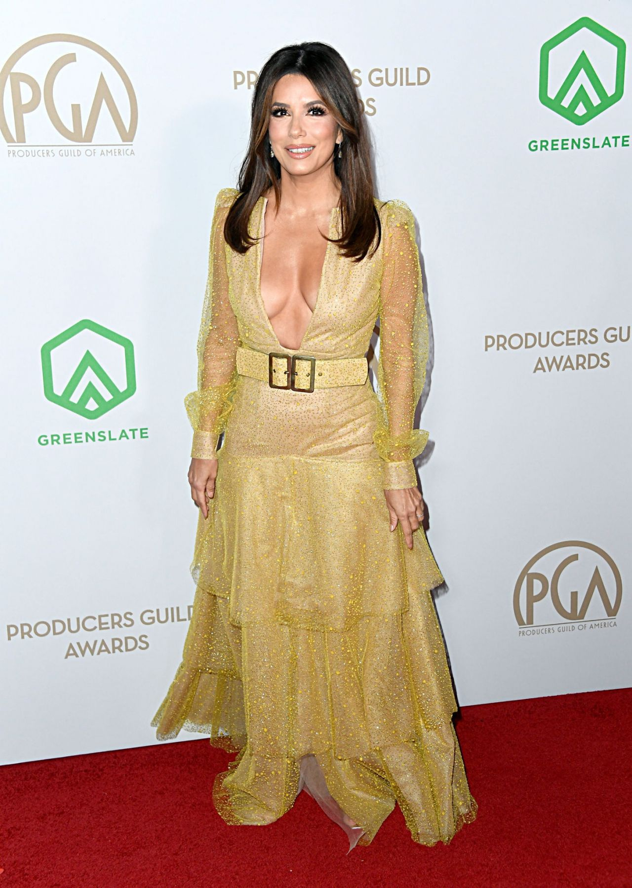 eva-longoria-gold-gown-2020-producers-guild-awards