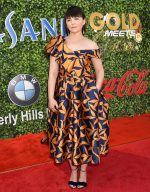 Ginnifer Goodwin In Khoon Hooi @  2020 Gold Meets Golden Brunch Event