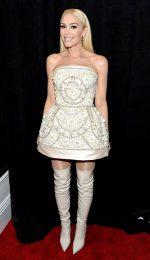 Gwen Stefani  In Dolce & Gabbana @ 2020 Grammy  Awards