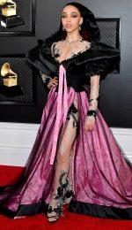 FKA twigs In Ed Marler @  2020 Grammy Awards