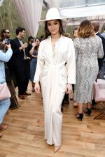 Hailee Steinfeld'  In White Outfit @ 2020 Roc Nation The Brunch in LA