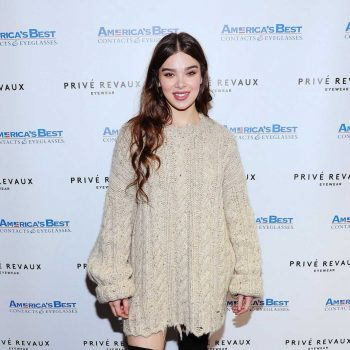 hailee-steinfeld-in-sweater-dress-prive-revaux-event-in-glendale