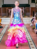Bree Billiter  @ Fashion Sizzle NYFW 2019