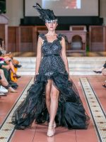 Corey Rogers  Gowns  @ 2019 Fashion Sizzle