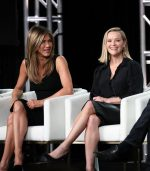 Jennifer Aniston & Reese Witherspoon Attends  2020 Winter TCA Tour in Pasadena