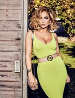 Jennifer Lopez Stars In  Guess Girl Spring Campaign 2020