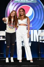 Shakira & Jennifer Lopez Attends Pepsi Super Bowl LIV Halftime Show Press Conference