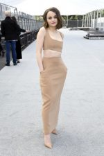 Joey King In Paris Georgia  @  2020 Screen Actors Guild Awards Silver Carpet Roll Out Event in LA