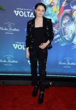 Joey King In Libertine @ Cirque du Soleil VOLTA Premiere in LA