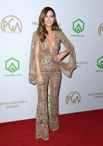 Kate Beckinsale In Zuhair Murad @ 2020 Producers Guild Awards