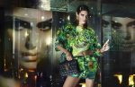 Kendall Jenner Stars In  Versace Spring Summer 2020 Campaign