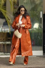 Kourtney Kardashian Spotted Out @  Rosti Cafe in Calabasas