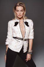 Margot Robbie Covers ELLE Magazine France February 2019 Issue