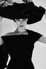 Margot Robbie Covers V Magazine Spring 2020 Photoshoot (Yohji Yamamoto)