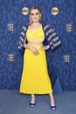 Meg Donnelly Attends  ABC Television's Winter Press Tour 2020 in Pasadena