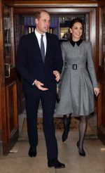Catherine, Duchess of Cambridge @  UK Holocaust Memorial Day Commemorative Ceremony