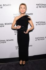 Renee Zellweger In Atelier Caito For Herve Pierre  @ 2020 National Board Of Review Gala