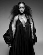 Rihanna Covers  iD Magazine January 2020