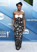 Lupita Nyong'o In Louis Vuitton @ 2020 SAG Awards