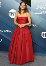 Jennifer Garner In Dolce & Gabbana  @  2020 SAG Awards