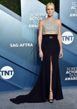 Charlize Theron In Givenchy Haute Couture @ 2020 SAG Awards