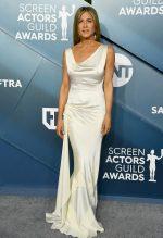 Jennifer Aniston In Christian Dior by John Galliano @  2020 SAG Awards