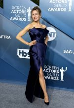 Renée Zellweger In Maison Margiela Haute Couture  @ 2020 SAG Awards