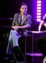 Selena Gomez  Attends @ iHeartRadio Album Release Party with Selena Gomez