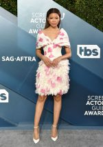 Storm Reid  In Giambattista Valli @ 2020 Screen Actors Guild Awards
